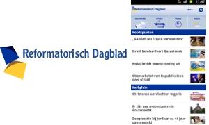 Reformatorisch Dagblad komt met tweede Android-app