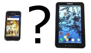 'Samsung bezig met Galaxy Q, kruising tussen tablet en smartphone'