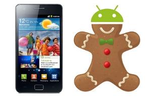 Android 2.3.4 voor de Samsung Galaxy S2 gelekt