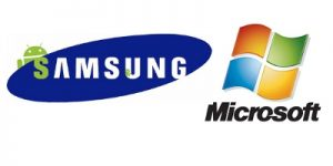 Microsoft wil 15 dollar voor ieder Android-toestel van Samsung