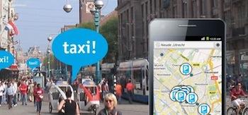 TaxiID: taxi bestellen en op je Android-toestel realtime volgen
