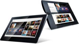 Sony Tablet S en Tablet P officieel aangekondigd op IFA