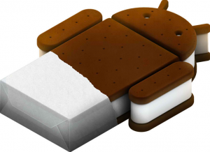 'Eerste apparaten met Ice Cream Sandwich al in oktober te koop'