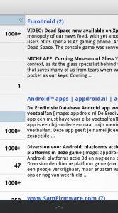 Google Reader nu ook geoptimaliseerd voor tablets