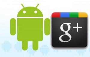 Nu ook berichten opnieuw te delen met de Google+ Android-app