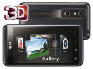 LG Optimus 3D Speed krijgt in december update naar Gingerbread