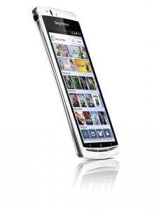 Sony Ericsson Xperia Arc S gepresenteerd met snellere processor  #IFA