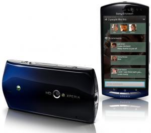 Sony Ericsson kondigt Xperia neo V aan