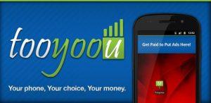 Betaald reclame kijken op je Android-telefoon met Tooyoou