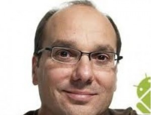 Andy Rubin deelde zijn eerste grote bonus met het Android-team