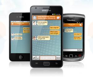 Samsung introduceert berichtendienst ChatON