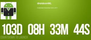 Twee Googlers op Droidcon Nederland en Androidplanet geeft kaarten weg