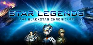 Open bèta Star Legends: The Blackstar Chronicles nu in Android Market