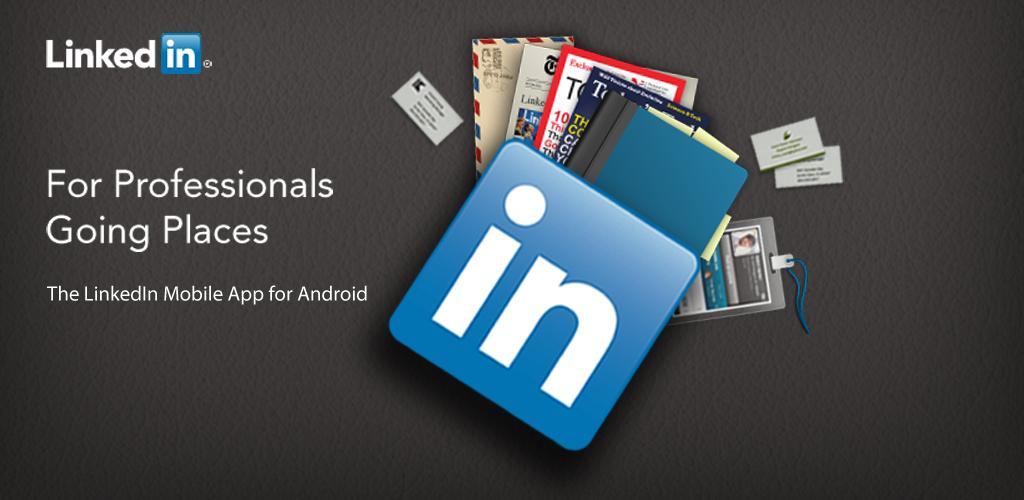 LinkedIn voor Android compleet vernieuwd