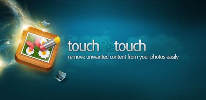 TouchRetouch: verwijder ongewenste objecten uit foto's