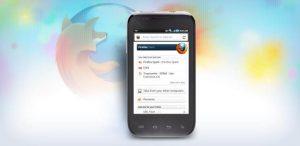 Firefox voor Android geüpdatet naar versie 6