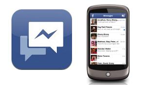 Facebook brengt Facebook Messenger uit