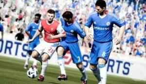 FIFA 12 voor Android tijdelijk exclusief op Sony Ericsson Xperia Play
