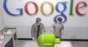 NMA 'bericht' over aankoop Motorola Mobilty door Google