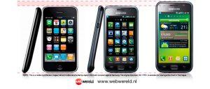 Apple levert ook vervalst bewijs in Nederlandse Samsung-rechtzaak