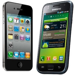 iphone samsung galaxy