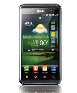 LG Optimus 3D Speed