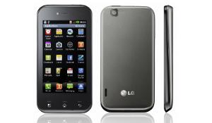 LG Optimus Sol officieel aangekondigd