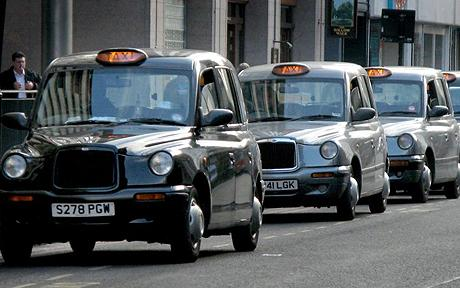 Bereken de ritprijs van een Londense taxi met Kabbee en London Tax Meter