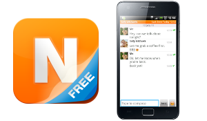 Chatapplicatie Nimbuzz ondersteunt nu ook notificaties