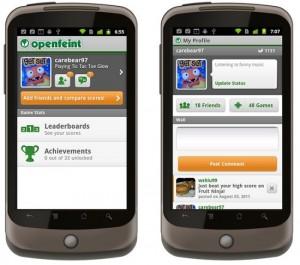 OpenFeint geeft voorkeur aan Android boven iOS