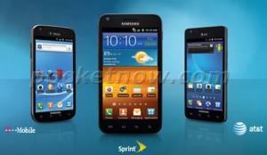 Amerikaanse Samsung Galaxy S II lancering dag uitgesteld vanwege orkaan Irene