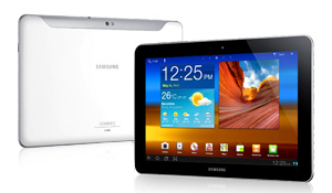 Samsung Galaxy Tab 10.1 vanaf vandaag in Nederland te krijgen