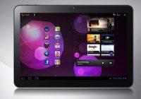 Samsung mag Galaxy Tab 10.1 in Nederland voorlopig verkopen
