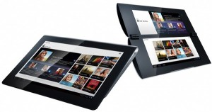 Sony S2 Android-tablet gaat Tablet P heten en meer specificaties bekend