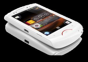 Nieuwe muziektelefoon: Sony Ericsson Live with Walkman