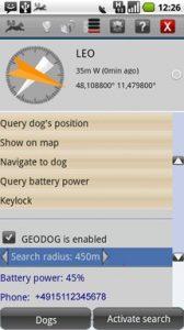 Geodog Mobile