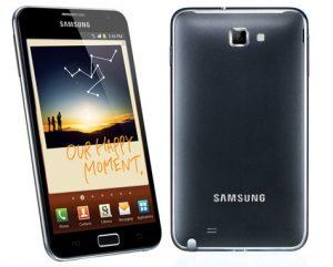 Samsung Galaxy Note gepresenteerd: 5.3 inch Super AMOLED scherm #IFA