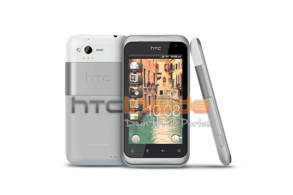 HTC Rhyme productfoto