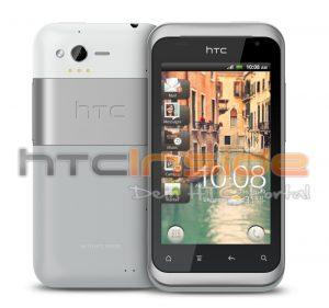 Persfoto's HTC Rhyme gelekt