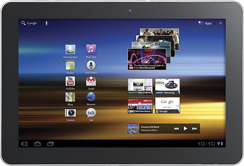 Samsung kan via omweg Galaxy Tab 10.1 in Duitsland blijven verkopen
