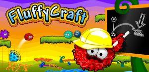 FluffyCraft: red de Fluffies met behulp van de zwaartekracht