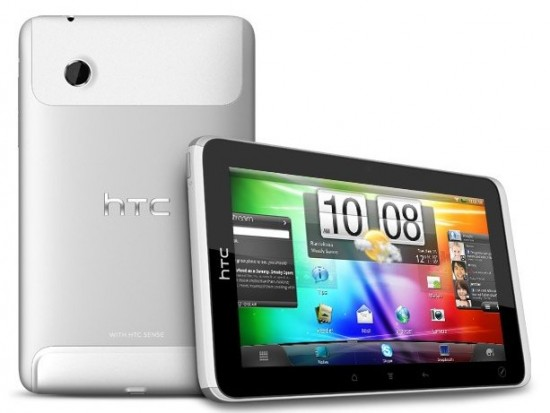 Android 3.2 Honeycomb voor de HTC Flyer gelekt