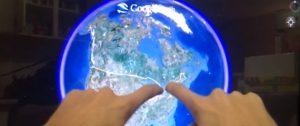 Modder maakt 23 inch Android-tablet voor nog geen 600 dollar