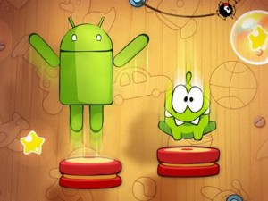 Cut the Rope voegt 25 nieuwe levels toe met Toy Box update