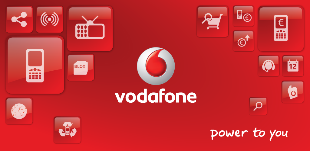 Vodafone brengt Power to You Android-app uit