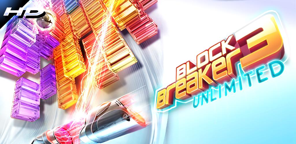 Gameloft brengt Block Breaker 3 Unlimited uit