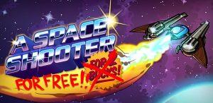 Gratis knallen in de ruimte met A Space Shooter For Free