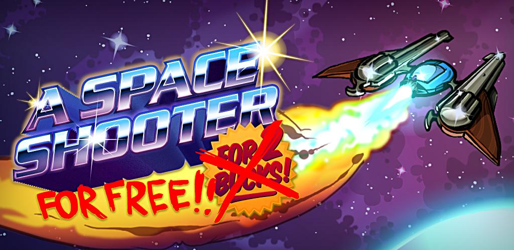 Gratis knallen in de ruimte met A Space Shooter For Free