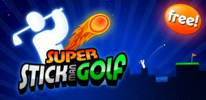 Golfspel Super Stickman Golf nu ook voor Android beschikbaar