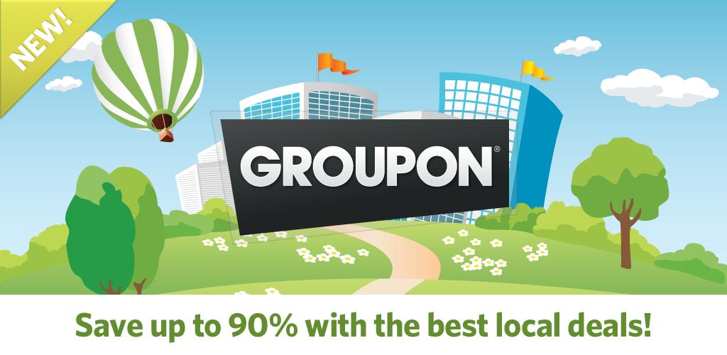 Groupon Android-app geeft nu ook Nederlandse aanbiedingen weer